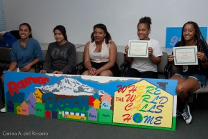 Transit Justice Youth Corps