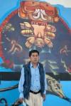 Felipe Chaveres of Coalicion de Maestros y Promotores Indigenas de Oaxaca